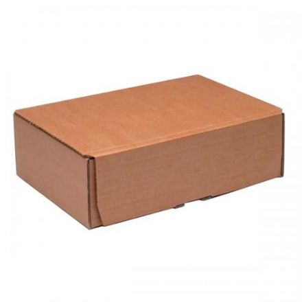 Mailing Boxes - Brown<br>Size: 245x150x33mm<br>Pack of 20